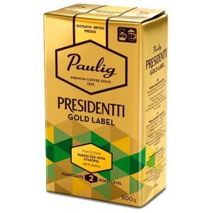 Кофе молотый Paulig Presidentti Gold Label 250г