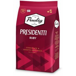 Кофе зерновой Paulig Presidentti Ruby 1кг
