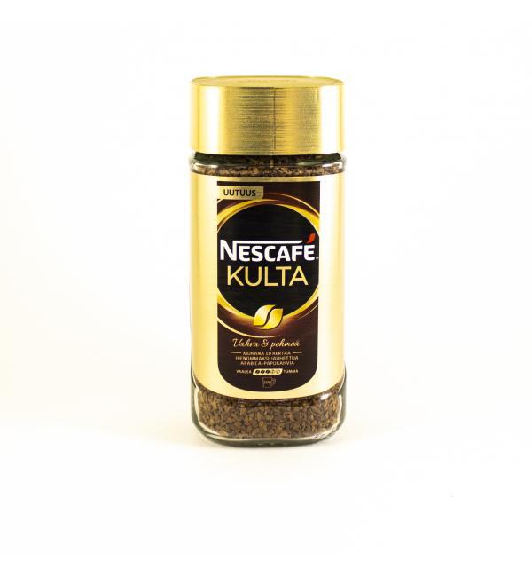 Кофе растворимый Nescafe Kulta 200г