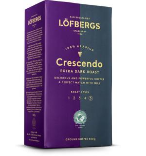 Кофе молотый Lofbergs Cresendo 500г