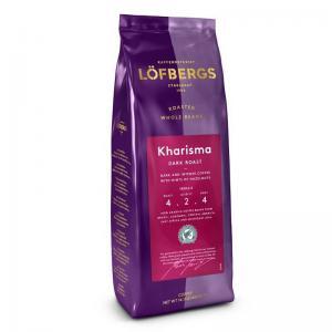 Кофе зерновой Lofbergs Kharisma 400г