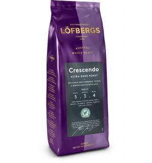 Кофе зерновой Lofbergs Crescendo 400г