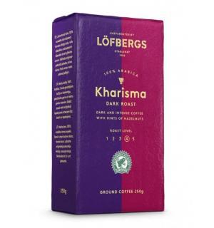 Кофе молотый Lofbergs Kharisma 250г