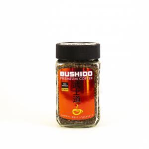 Кофе растворимый Bushido Red Katana 100г