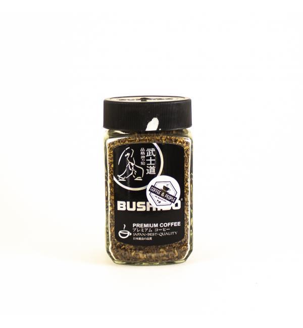 Кофе растворимый Bushido Black Katana 100г
