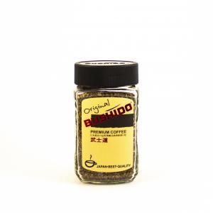 Кофе растворимый Bushido Original 100г