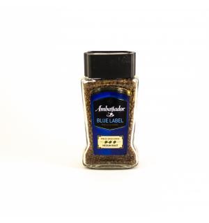 Кофе растворимый Ambassador Blue Label 95г