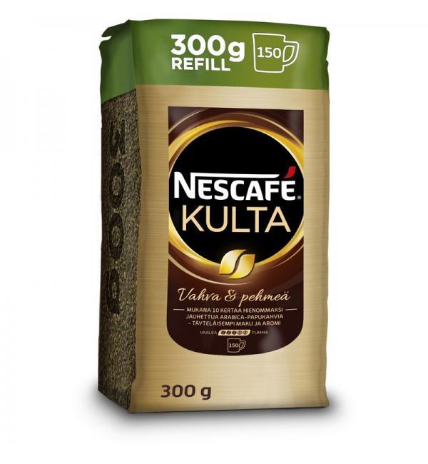 Кофе растворимый Nescafe Kulta 300г