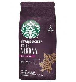 Кофе молотый STARBUCKS Сaffe Verona 200г
