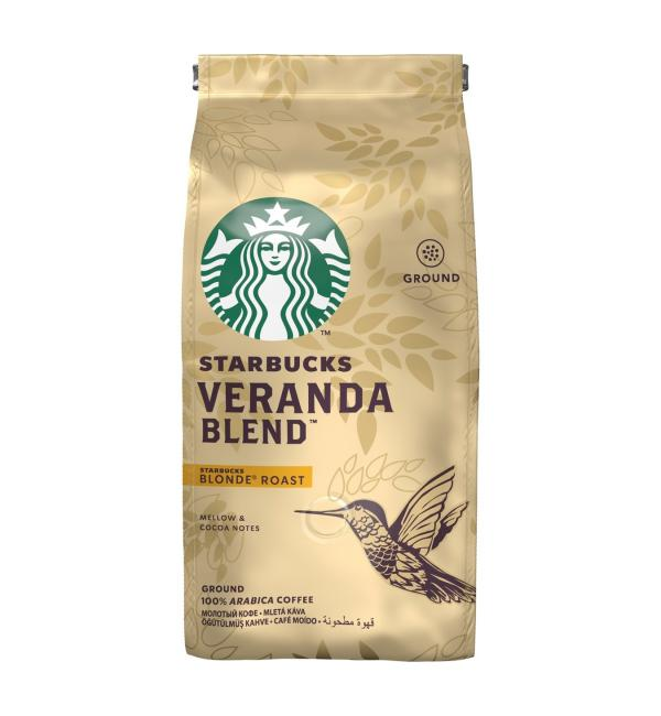 Кофе молотый STARBUCKS Veranda Blend 200г