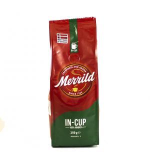 Кофе молотый Merrild In-Cup 250г