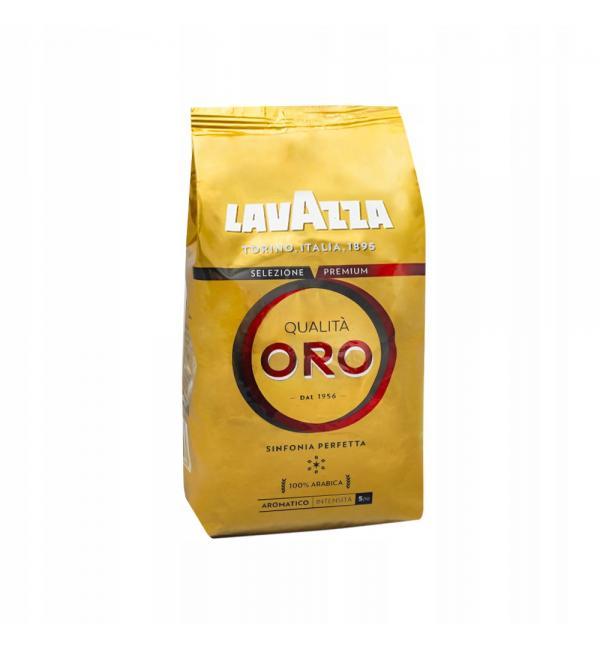 Кофе зерновой Lavazza Oro 1кг