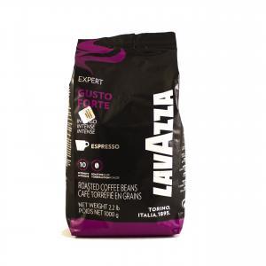 Кофе зерновой Lavazza Gusto Forte 1кг