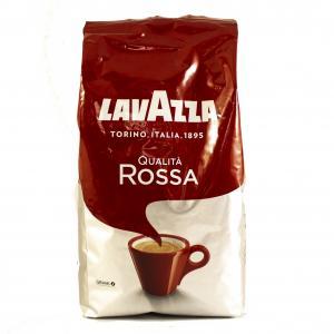 Кофе зерновой Lavazza Rossa 1кг