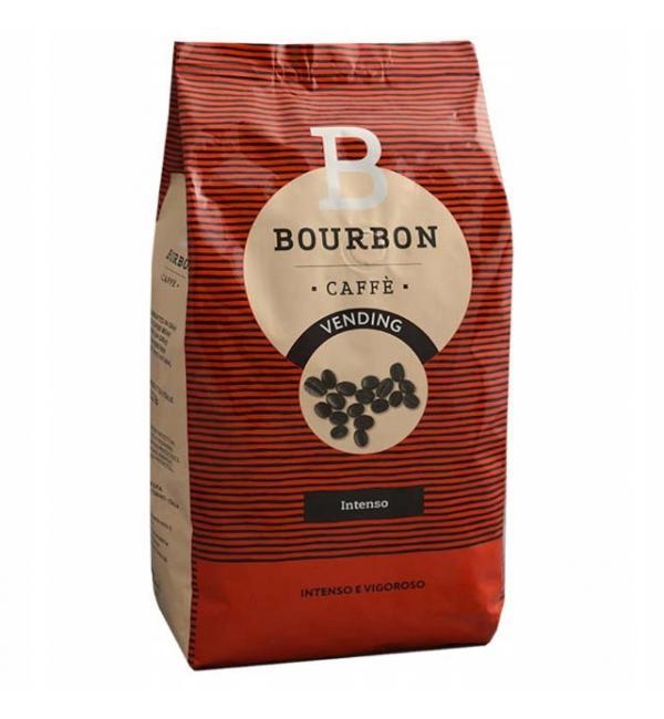 Кофе зерновой Lavazza Bourbon Intenso 1кг