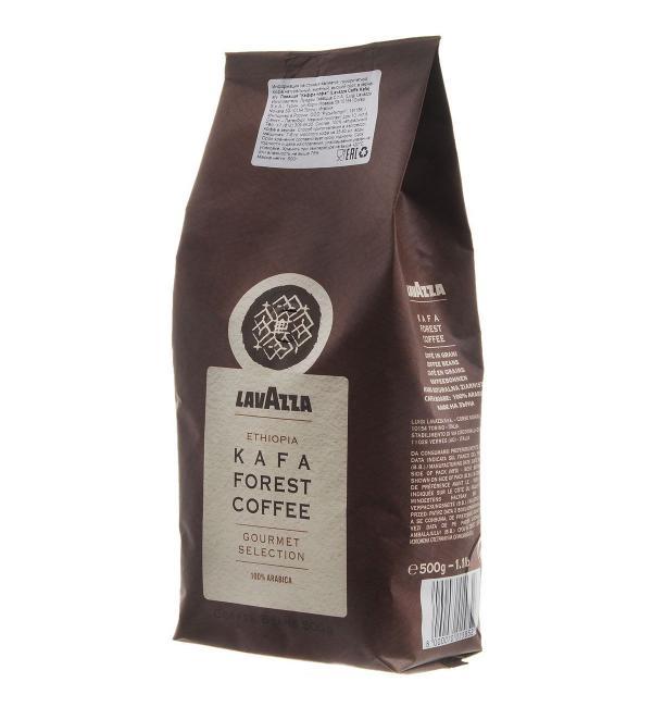 Кофе зерновой Lavazza Kafa Forest Coffee 500г