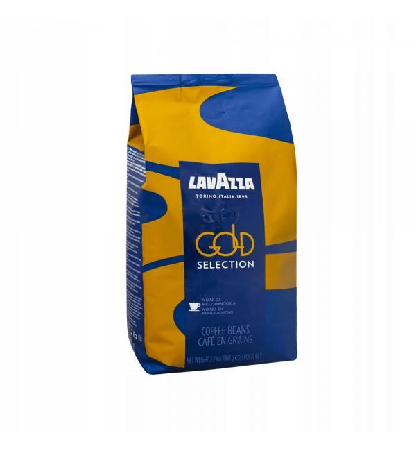 Кофе зерновой Lavazza GOLD Selection 1кг