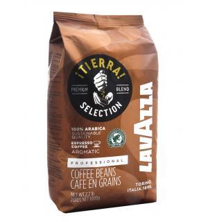 Кофе зерновой Lavazza Caffe Tierra 1кг