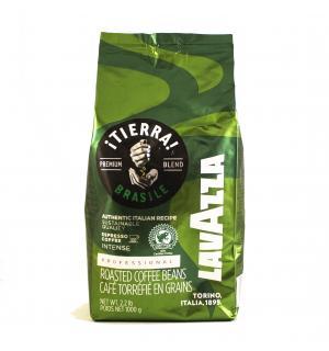 Кофе зерновой Lavazza Tierra Brasile 1кг