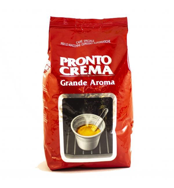 Кофе зерновой Lavazza Pronto Crema 1кг