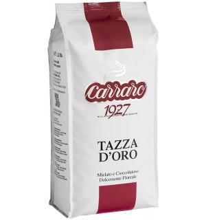 Кофе зерновой Carraro Tazza D`Oro 1кг
