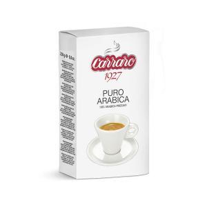Кофе молотый Carraro Arabica 250г