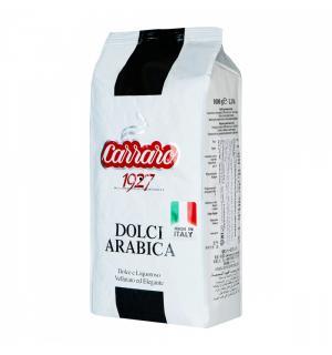 Кофе зерновой Carraro Dolci Arabica 1кг