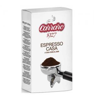 Кофе молотый Carraro Espresso Casa 250г