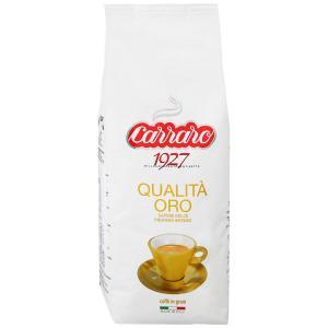 Кофе зерновой Carraro Qualita Oro 500г