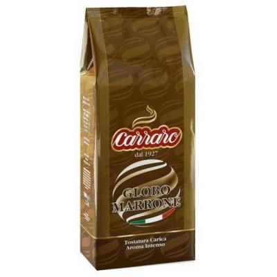 Кофе зерновой Carraro Globo Marrone 1кг