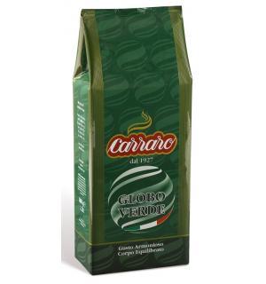 Кофе зерновой Carraro Globo Verde 1кг