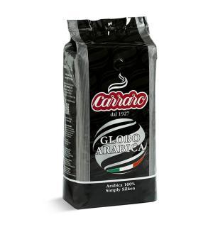 Кофе зерновой Carraro Globo Arabica 1кг