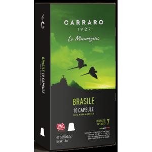Кофе в капсулах Carraro Brasile