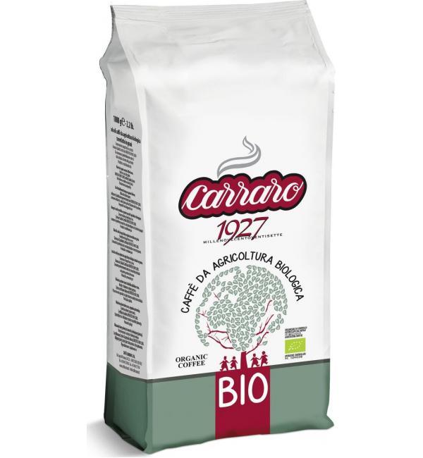 Кофе зерновой Carraro Caffe BIO 1 кг