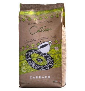 Кофе зерновой Carraro Cаffe Del Villaggio Catuai 1кг