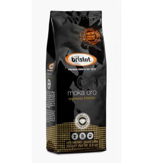 Кофе молотый Bristot Moka Oro 250г
