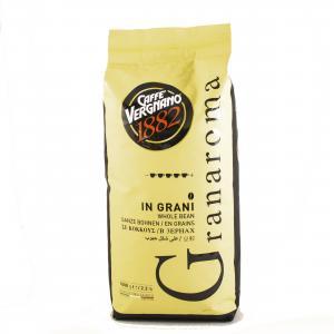 Кофе зерновой Caffe Vergnano Granaroma 1кг