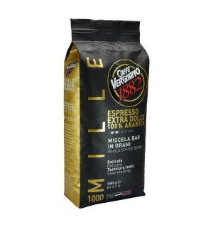 Кофе зерновой VERGNANO EXTRA DOLCE 1000 1кг