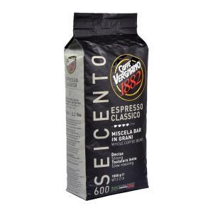 Кофе зерновой VERGNANO ESPRESSO CLASSICO 600 1кг