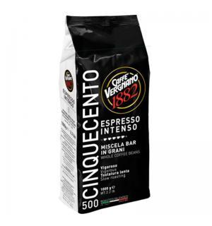 Кофе зерновой VERGNANO ESPRESSO INTENSO 500 1кг