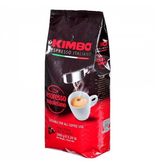 Кофе зерновой Kimbo Espresso Napoletano 1кг