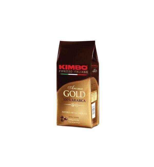 Кофе зерновой Kimbo 100% Arabica 1кг
