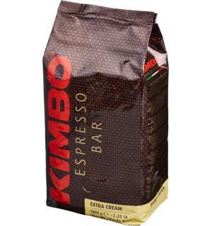 Кофе зерновой Kimbo Extra Cream 1кг