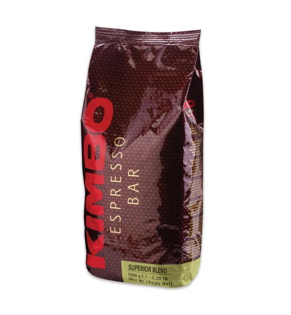 Кофе зерновой Kimbo Superior Blend 1кг
