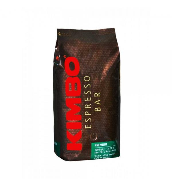 Кофе зерновой Kimbo Premium 1кг
