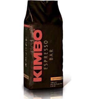 Кофе  зерновой Kimbo Top Flavour 1кг