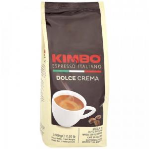 Кофе зерновой Kimbo Caffe Crema Dolce Arabica 1кг