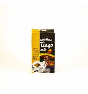 Кофе молотый Gimoka Tiago 250г