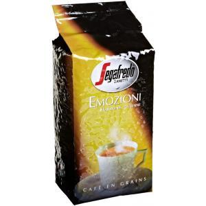 Кофе зерновой Segafredo Emozioni 1кг