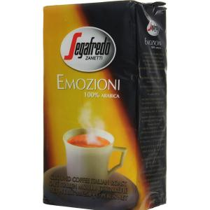 Кофе молотый Segafredo Emozioni 250г